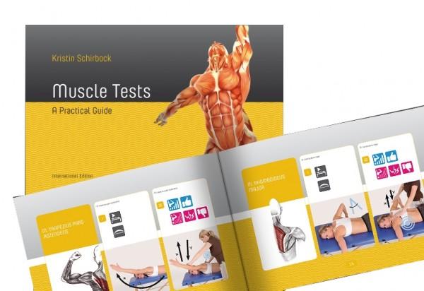 Lern- und Nachschlagewerk f. Muskeltests