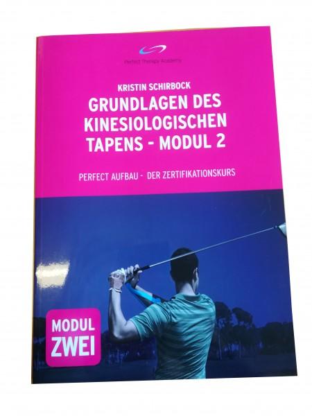 Lehrbuch Grundlagen d. kinesiologischen Tapens, Modul 2