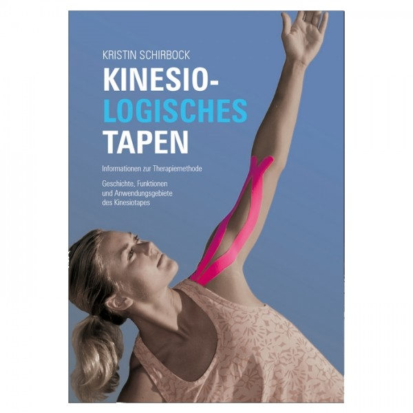 Kinesiologie Tape- Info Broschüre