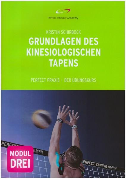 Lehrbuch Grundlagen d. Kinesiologischen Tapens, Modul 3