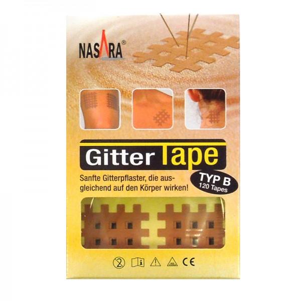 Nasara Gitter Tape