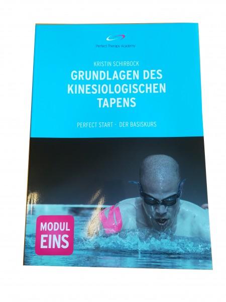 Lehrbuch Grundlagen d. Kinesiologischen Tapens, Modul 1